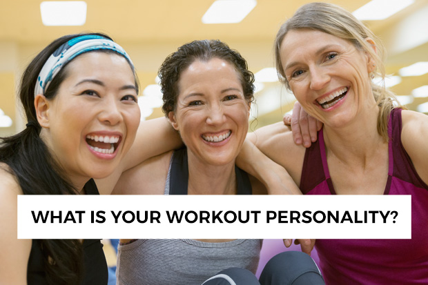 QUIZ: What is your workout personality?