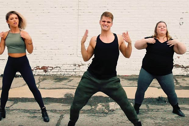 Fitness instructor turns Meghan Trainor into the most fun dance workout ever