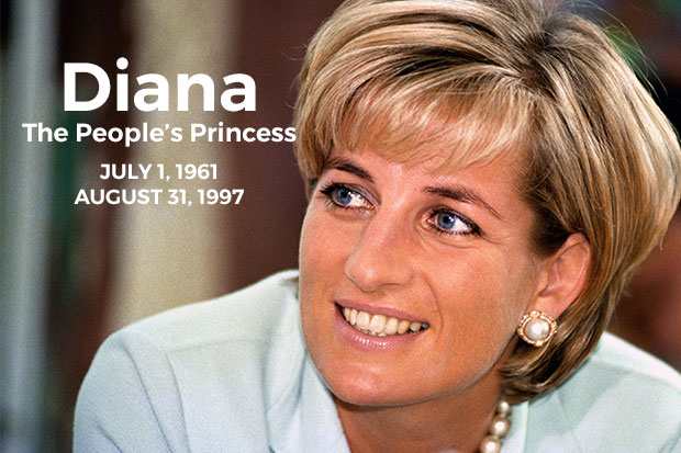The 19th Anniversary of Princess Diana's Death