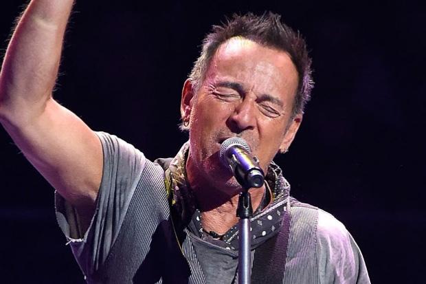 Bruce Springsteen announces NZ tour February 2017