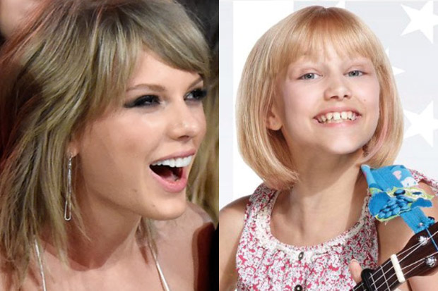 Taylor Swift gives 'America's Got Talent' winner Grace VanderWaal a surprise gift