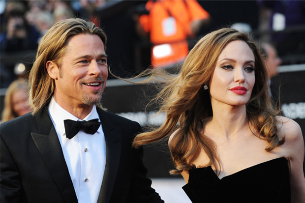 Brad Pitt and Angelina Jolie call it quits on their marriage!