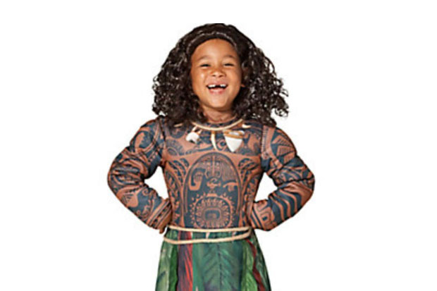Disney pulls Moana costume after public backlash