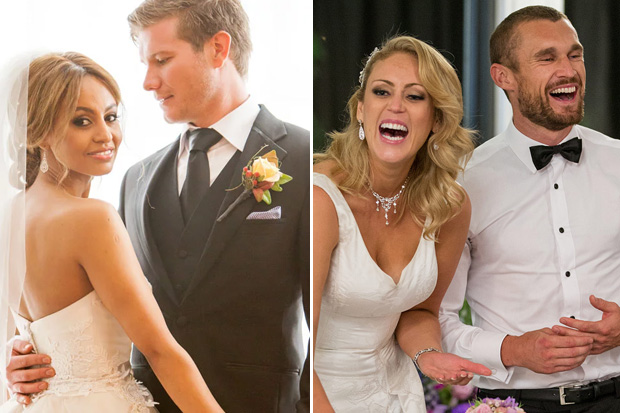 "Married at First Sight Australia's Zoe tells season 2's Clare to stop ""getting bitter"""