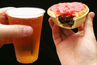 Kiwi reporter plans to lose weight on pie and beer diet