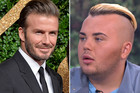 Teenager spends $35,000 to look like David Beckham