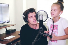 Brother and sister wow the world with their beautiful duet