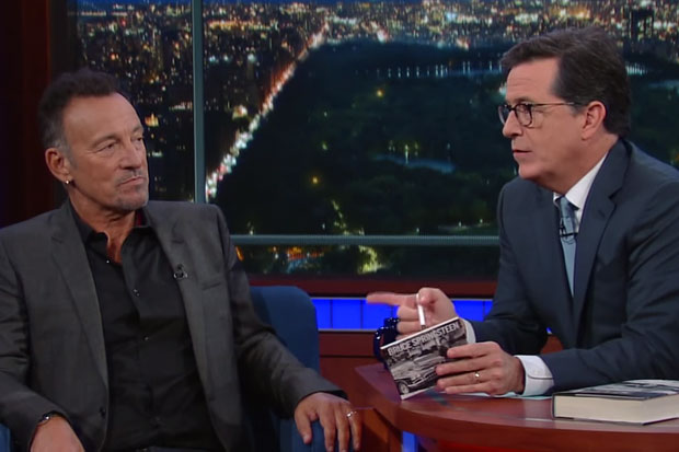 Bruce Springsteen reveals his favourite Springsteen songs