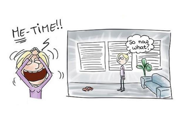Hilarious cartoons show the honest side of parenting