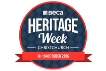 WIN with Beca Heritage Week Christchurch!
