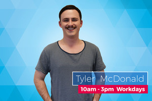 More FM's Workplace Social Club with Tyler