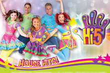 Hi-5 'House Hits Tour' New Zealand