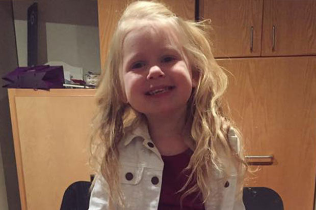 A dad has taken his daughter on a special 'date' so she always knows how she should be treated