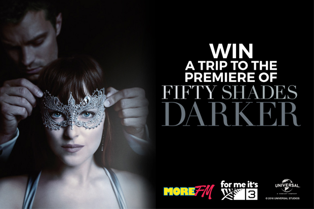 Fifty Shades Watch to Win