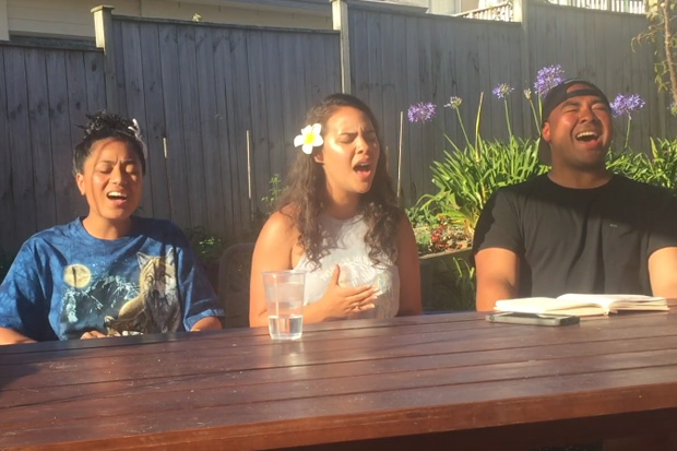 Kiwi singers stun the world with their beautiful 'Moana' medley