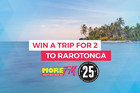 Win a trip for 2 to Rarotonga thanks to Pasifika Festival's 25 th Birthday!