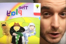 A brutal review by a teacher on a children's book has everyone crying with laughter