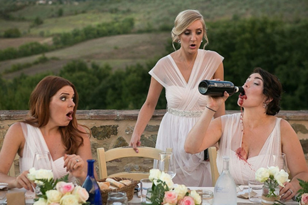 Some of the biggest wedding fails have been caught on camera