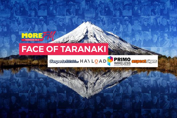 The Face of Taranaki