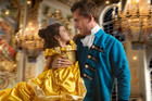 Dad turns 3-year-old daughter into Belle in surprise 'Beauty and the Beast' photo shoot
