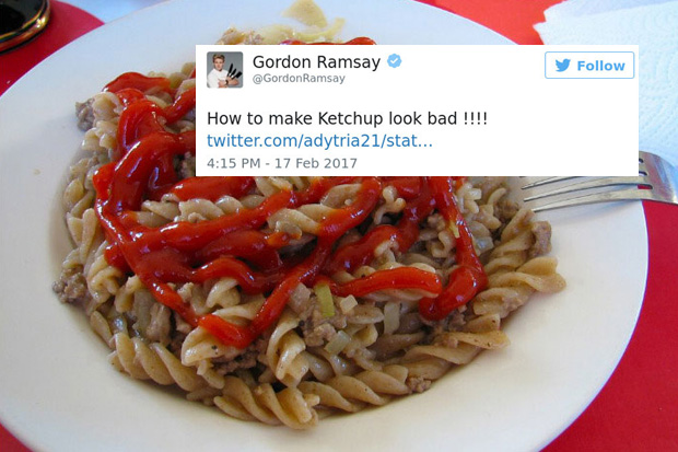 Gordon Ramsay dishes more ruthless reviews to people's homecooking