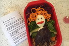 Wife writes hilarious note to her husband after he complains about the lunch she makes him