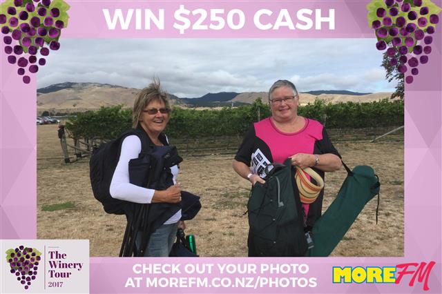 WIN $250 CASH at The Winery Tour - Waipara Hills