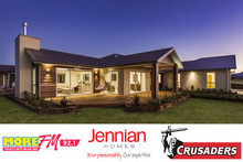 WIN at the More FM & Jennain Homes FAN ZONE!
