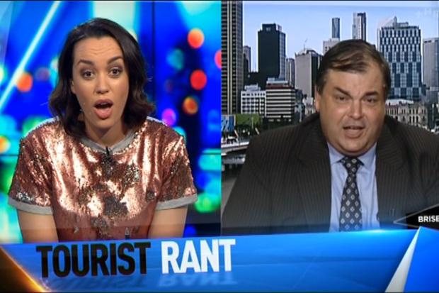 "Kanoa Lloyd deals to Aussie businessman who hated ""rugged up"" NZ women"
