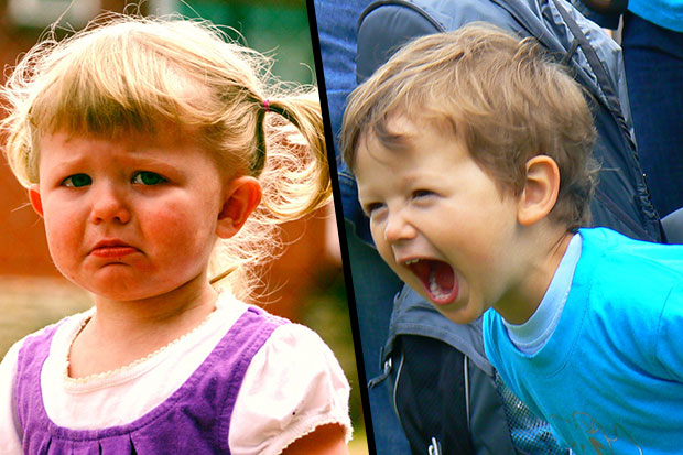 20 baby names that have been proved to belong to the most 'naughty' children