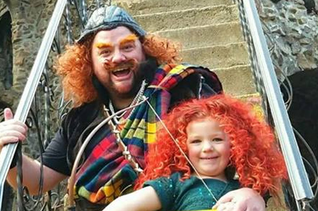 This 'Dad & Daughter Disney Princess Contest' will melt your heart!