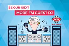 More FM Guest DJ!