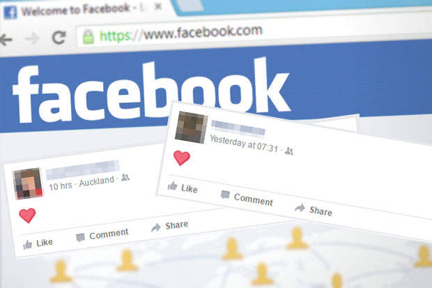 Why women are sharing a Heart Emoji on their Facebook statuses